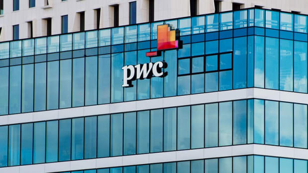 Blockchain - PwC Report: While Fintech Disrupts Banks