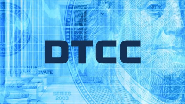 Blockchain - DTCC and Digital Asset Holdings to Test Blockchain Solutions for the $2.6 Trillion Repo Market