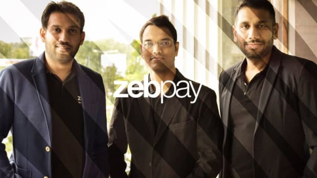 Blockchain - India's Zebpay Adds 20