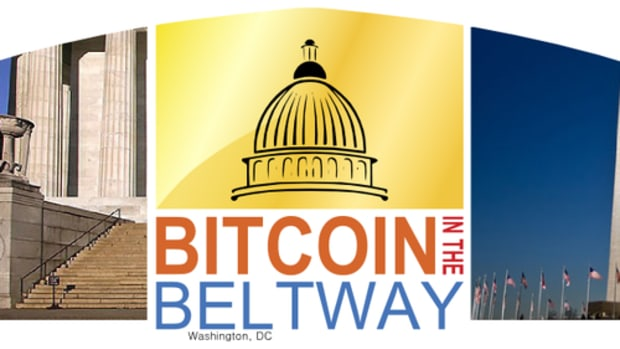 Op-ed - Bitcoin in the Beltway Conference to Make Waves in Washington D.C.