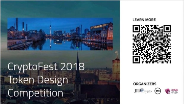 - JRR Crypto Launches Token Design Competition