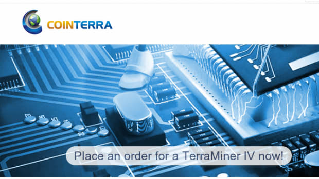 Op-ed - Cointerra Planning to Release 2 Petahashes of Mining Power by December
