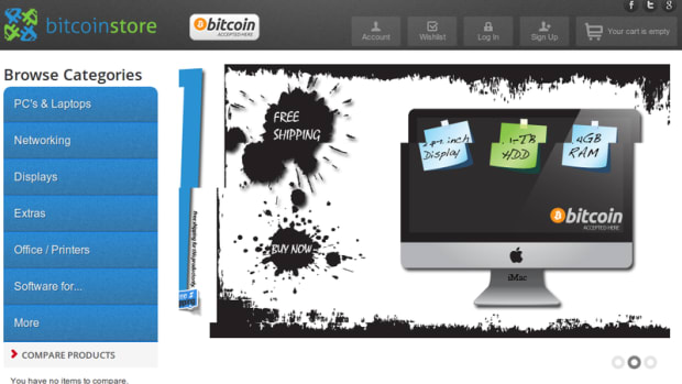 Op-ed - Bitcoin Store opens: All Your Electronics Cheaper With Bitcoins