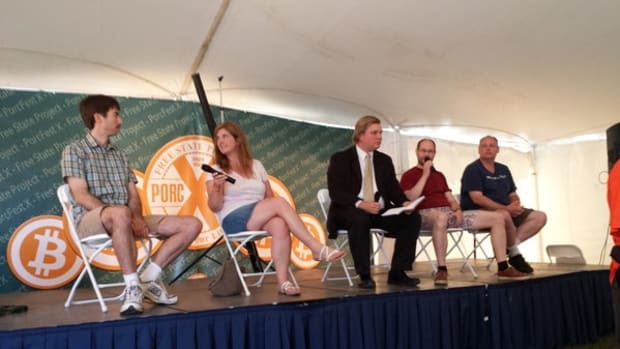 Op-ed - Bitcoin At Porcfest