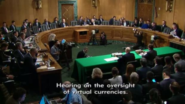 Regulation - SEC and CFTC Give Testimonies at Senate Hearing on Virtual Currencies