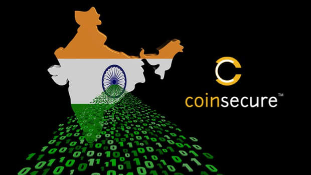 - $3.5 Million in Bitcoin Missing From India's Coinsecure Exchange