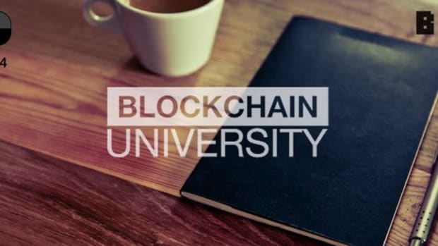 Op-ed - [Live Video Stream] Blockchain University Launch