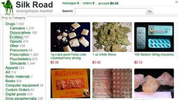 Dark web - Silk Road Shut Down