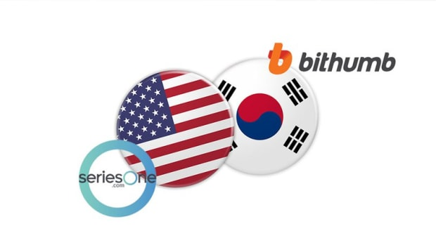Investing - Bithumb and seriesOne Partner to Launch U.S. Securities Token Exchange