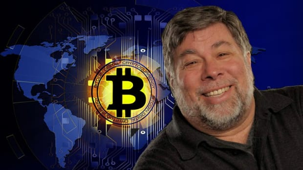 - Steve Wozniak Wants Bitcoin to Become the World's Single Currency