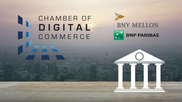 Adoption - BNP Paribas and BNY Mellon Team Up with the Chamber of Digital Commerce
