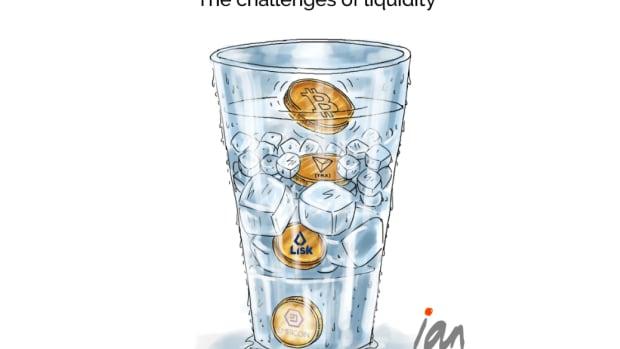 Cartoon: The Challenges of Liquidity