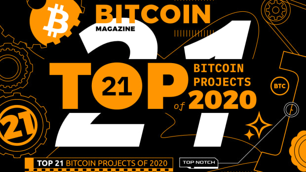 We've compiled our list of the most influential projects and companies in what was a historically productive year for Bitcoin.