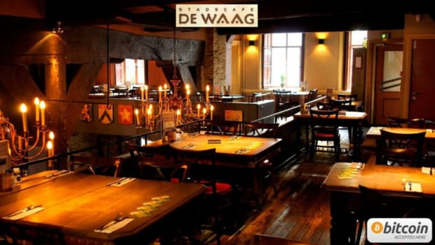 Op-ed - Bitcoins in De Waag: How it all started and is going on with the first restaurant in the Netherlands that accepted Bitcoins.