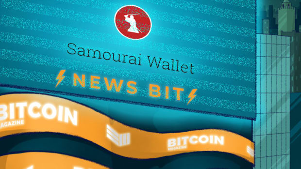 Samourai Wallet Secures First Investment of $100,000