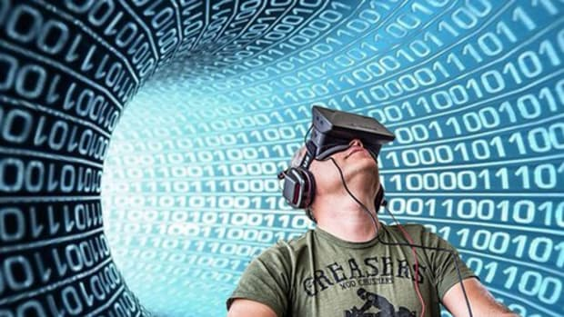 Op-ed - Converging Virtual Reality and Blockchain Technology