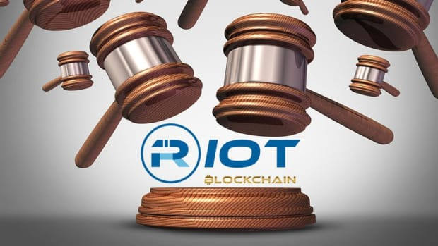 - Riot Blockchain Gets Hit by Another Shareholder Lawsuit