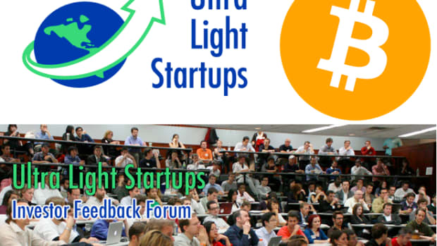 Op-ed - Ultra Light Startups Hosts Successful NYC Bitcoin Pitch Event