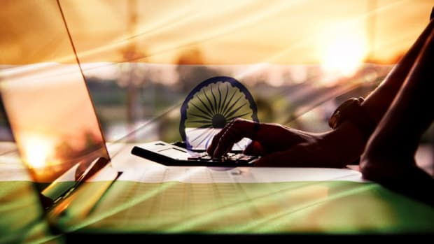 Payments - How Freelancers in India Use Bitcoin to Increase Their Real Wages