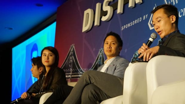 Investing - East Meets West: Asian Crypto Fund Panel at Distributed 2018