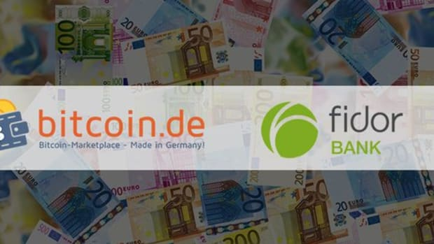 Op-ed - German Fidor Bank Brings Bitcoin to Mainstream Banking