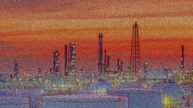 Iran BTC energy
