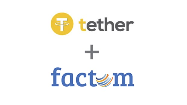 Op-ed - Tether + Factom Announce Collaboration