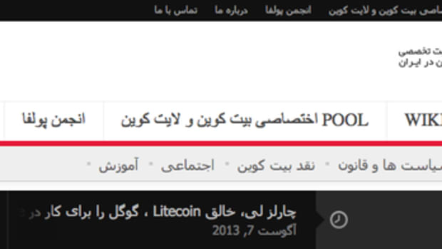 Op-ed - Poolfa.com: Evidence of an Expanding Iranian Bitcoin Community