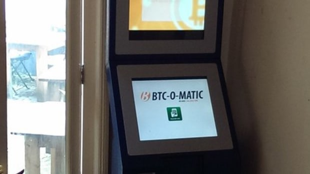 Op-ed - Bitcoin ATM Pops Up in Amsterdam