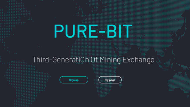 Privacy & security - Fraudulent South Korean Exchange Pure Bit Nabs $2.8M in ICO Exit Scam