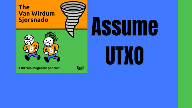 "The potential future upgrade ""Assume UTXO"" offers new Bitcoin Core users a speedy solution to get up to speed with the network."