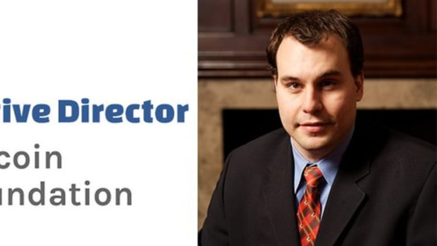 Op-ed - New Bitcoin Foundation Executive Director Bruce Fenton Shares Vision for Future
