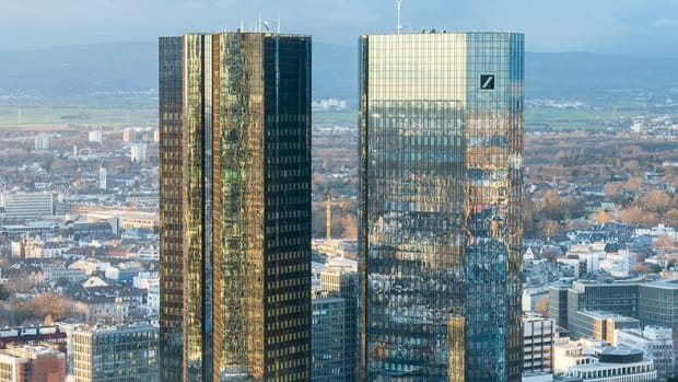 Op-ed - Deutsche Bank: Banks Must Partner with Fintech and Digital Currency Businesses or Risk Disappearing Altogether