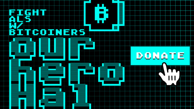 Hal Finney battled ALS until his death on August 28, 2009. Six years later, we're working with the Bitcoin community to continue that fight.