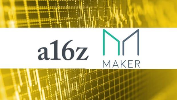 Digital assets - a16z Puts $15 Million Behind Stablecoin Platform MakerDAO