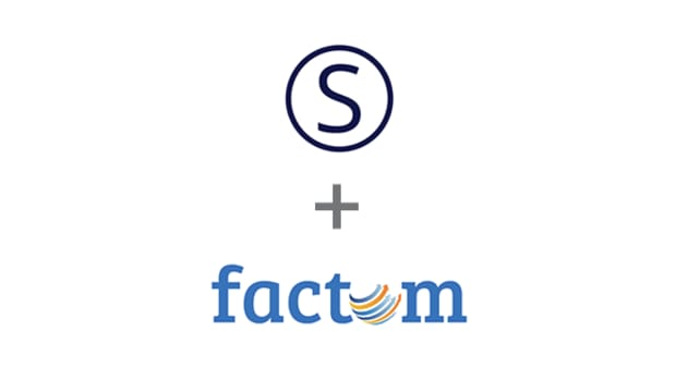 Op-ed - Serica + Factom Announce Collaboration