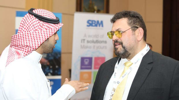 """Blockchain - Nick Spanos: Saudi Arabia Is """"Kicking the Tires — and That's Huge"""""""