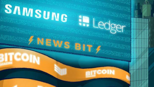 Investing - Samsung Invests $2.9 Million in Crypto Wallet Manufacturer Ledger
