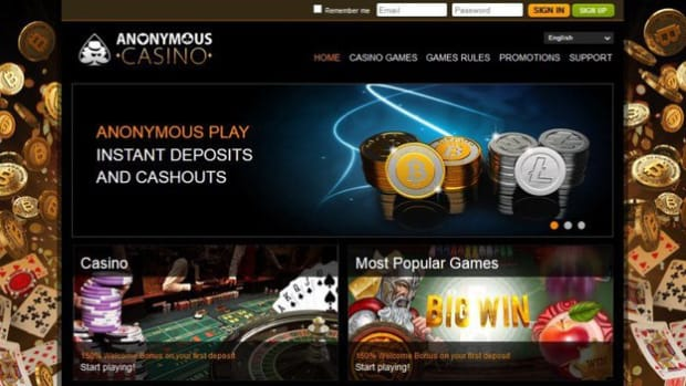 Op-ed - Anonymous Casino – Provably Fair Bitcoin and Litecoin Gambling For Punters Worldwide