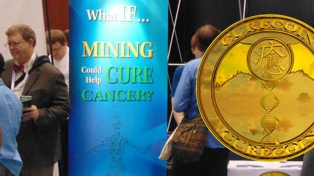 Op-ed - Mine for the Cure