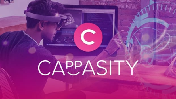 - Cappasity's Growth in the Emerging World of AR/VR
