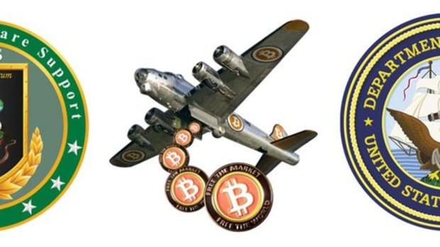 Op-ed - U.S. Navy Preparing Bitcoin Battalion