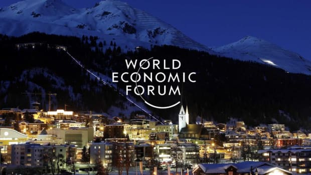 "Adoption & community - Don Tapscott Predicts ""Blockchain Davos"" at World Economic Forum"