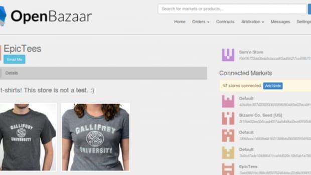 Op-ed - Decentralized Markets Kills E-commerce Stars: OpenBazaar