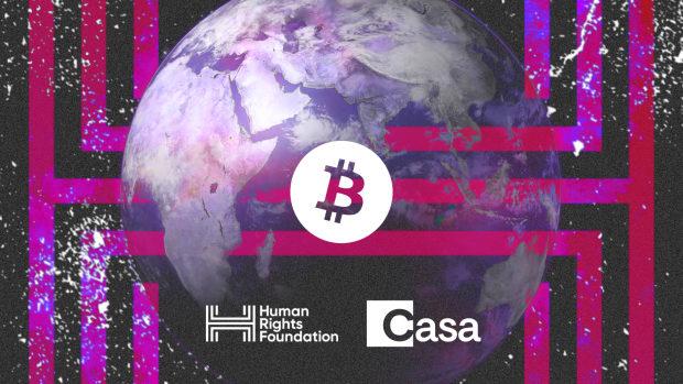 Casa, Human Rights Foundation Partner For Bitcoin Education