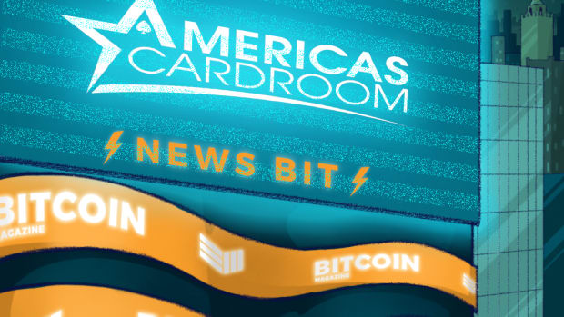 Online poker site Americas Cardroom broke the Guinness World Record for a bitcoin jackpot, paying a winner $1,050,560.