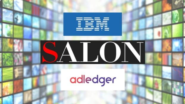 Adoption - Salon Joins With AdLedger and IBM to Trial a Blockchain Approach to Ad Tech