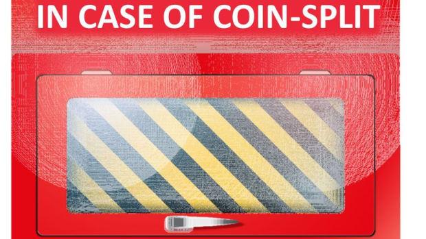 Technical - A Bitcoin Beginner's Guide to Surviving a Coin-Split