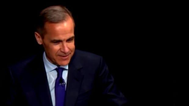 Regulation - Mark Carney: Cryptocurrencies Do Not Pose Serious Risks