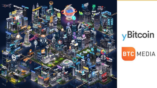 Adoption & community - Introducing the 2018 Map of the Blockchain/Crypto Ecosystem